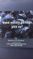 Small Business and rentals off week garbage collection