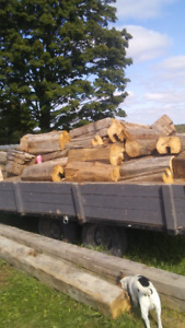 FIREWOOD FROM OLD BARNS AND FARM LAND