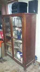 Early 1900s cabinet for sale