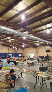 Flea market TODAY