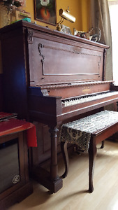 Piano for a good home