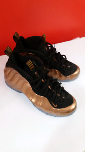 Foamposites shoes copper