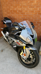 2013 BMW s1000 - All Factory Low Mileage
