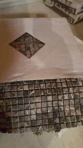 Assortment of marble tile $500