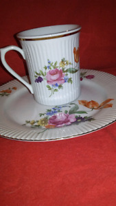 Cup and Saucer set