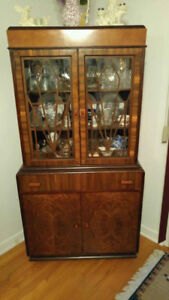 Solid Oak Furniture – 100 years old - $300.00 each