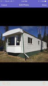House for Rent -Anzac Alberta