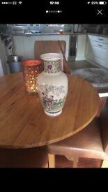 Chinese Japanese vase