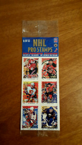 1996 NHL PRO STAMPS (Lot #2)