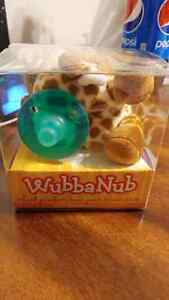 WubbaNub. SOLD PPU
