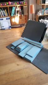 Kitchen fascias kickboards plinthes