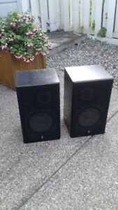 Yamaha Speakers x 2