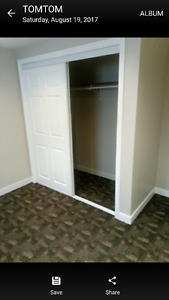 Room for rent. Lots of space.
