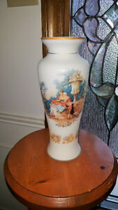 Home - indoor - tall colonial vase