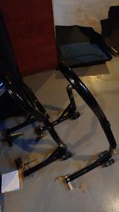 Venom sport bike stands
