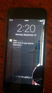 Wanted: Digitizer for iPod Touch 5th Gen