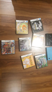 Ds lite and Dsi + games