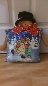 Christmas pillow/decoration