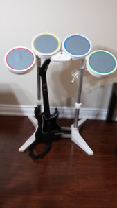 HARMONIX NINTENDO WII ROCK BAND WIRED DRUM CONT ROLLER (19092)
