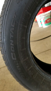 Continental Pure Contact NEUF - 205-65-16
