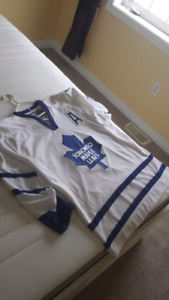 Brand new authentic maple leaf jersey