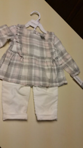 9 Month Baby girl set...BRAND NEW WITH TAGS