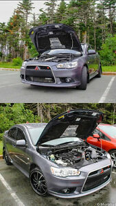 2010 Mitsubishi Lancer Ralliart Sedan