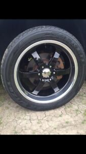 20 inch boss mags 6/139.7