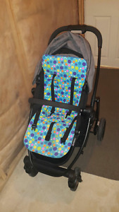 Graco Stroller With Removable Seat & Comfort Pad for $100