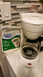 Coffee Maker (filters included)
