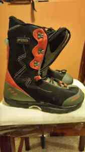 Brand new Men's size 12 snowboard boots