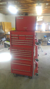 Snap on tool box for sale.