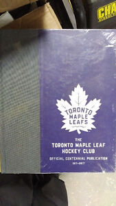 Toronto Maple Leafs- Official Centennial Guide 1917-2017  - NEW