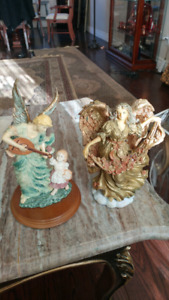 Porcelain Figurines, Perfect condition