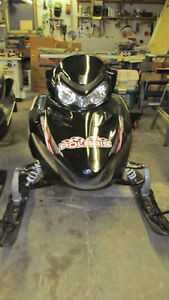 2009 Polaris IQ 600 Now $3499.00