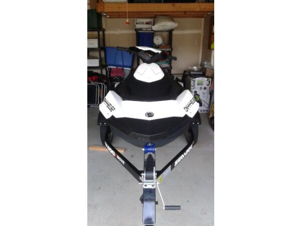 2014 Sea Doo/BRP Spark 2up 900 HO With iBR
