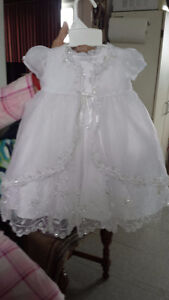 Baptism or Christening Outfits  Girl