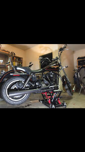 1995 Harley Davidson Dyna convertible trade for cummins