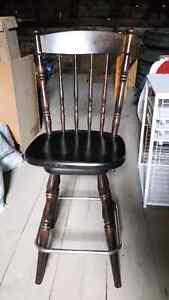 Bar Chairs Kawartha Lakes Peterborough Area image 1