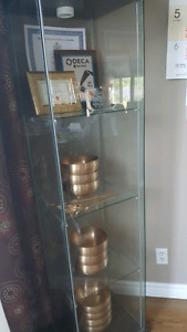 Glass Showcase/Display Cabinet