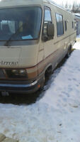 Motorhome for Rent 1987 31Ft Fleetwood Pace Arrow Eleganza