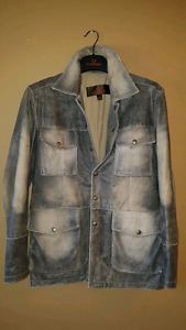 New condition Leather jacket