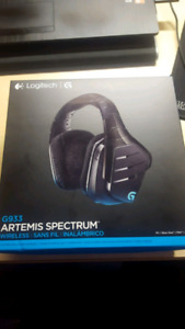 Reduced Price!!! Logitech G933 Artemis Spectrum Wireless Gaming