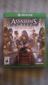 Assassin's creed syndicate à vendre