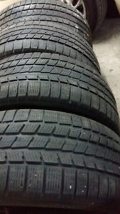 WINTER TIRES   235 / 50 /r18    ($185 = SET OF 4TIRES