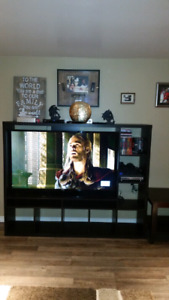 Tv entertainment stand $150