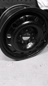 """4 roues 16"""" - 5 x 114,3"""
