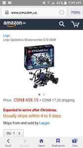 lego 3808 spybotics s70 shadowsrike mindstorms