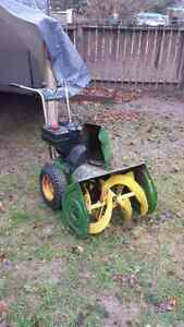 Wanted old snowblowers etc