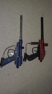 Paintball markers / striker / marauder